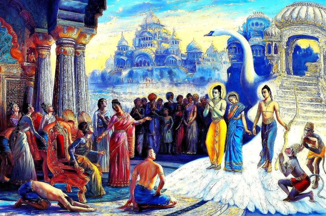 Rama-returns-to-AyBBBodhya